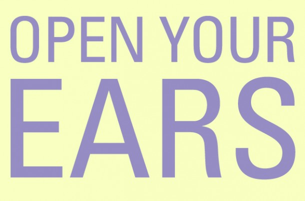 openyourears